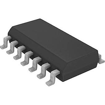 Logic IC-buffert, driver CD74HCT125M SOIC 14