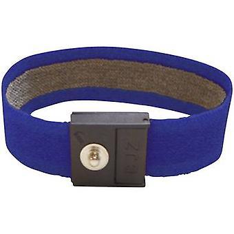 ESD wrist strap Marine blue BJZ C-189 145P 4.0 4
