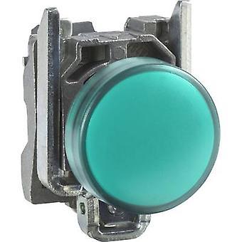 インジケータ ライト グリーン 24 Vdc、24 V AC シュナイダーエレク トリック