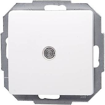 Kopp Insert Switch Paris White 6513