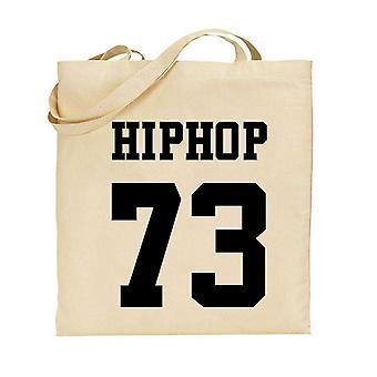 HIPHOP73 Tote Bag Natural