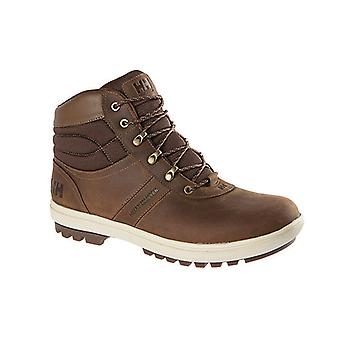 Helly Hansen Montreal real leather boots mens Brown