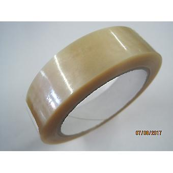 PVC-clear tape 25mm / / 66m