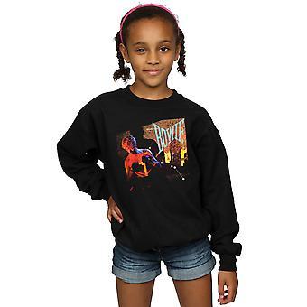David Bowie Girls Let's Dance Album Cover Sweatshirt