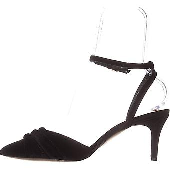 INC International Concepts Womens leala Closed Toe Ankle Strap Classic Pumps