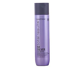 Matrix Total Results So Silver Shampoo 300ml Unisex Sealed Boxed