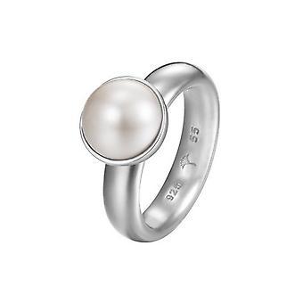 Йоп женщин серебряные кольца циркония Сара JPRG90738A