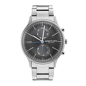 Kenneth Cole New York men's watch wristwatch stainless steel KC50585003