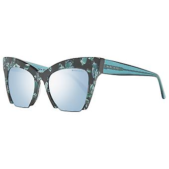 GUESS by MARCIANO women's sunglasses Butterfly turquoise