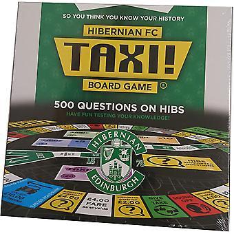 Taxi Board Game Hibernian FC