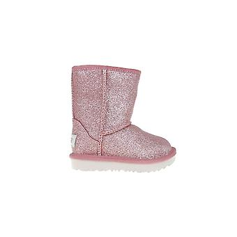 UGG Classic Short II Glitter 1098491TPINK universal winter kids shoes