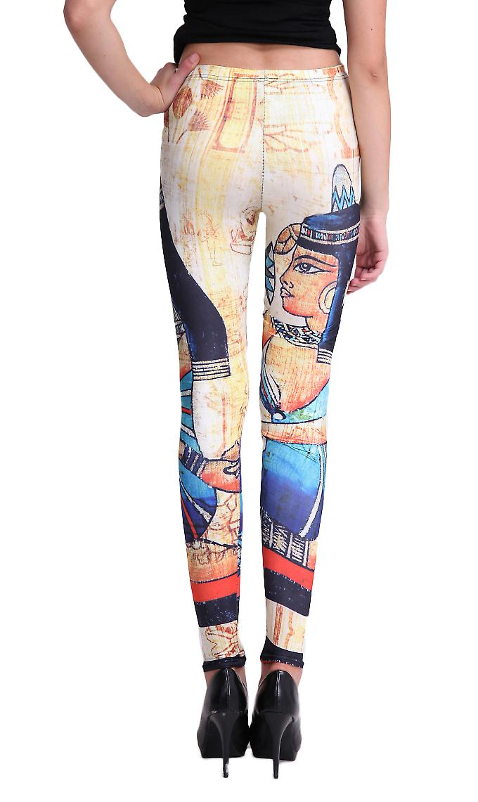 Waooh - mode - leggings mönster egyptiska kvinnor
