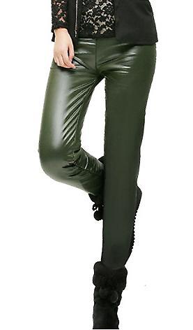 Waooh - Fashion - Style Leather Legging