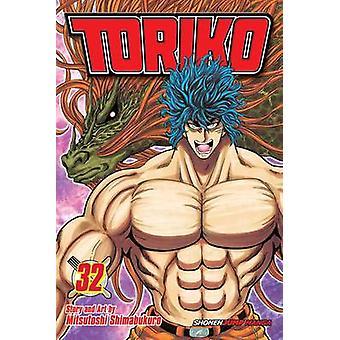 Toriko - vs Heracles - 32 af Mitsutoshi Shimabukuro - 9781421582665 Bo