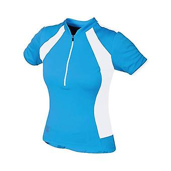Altura Dynamic Blue-White 2016 Spirit  Womens Short Sleeved Cycling Jersey