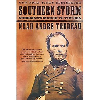 Southern Storm: Marche de Sherman vers la mer