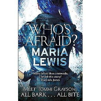 Vem är rädd?