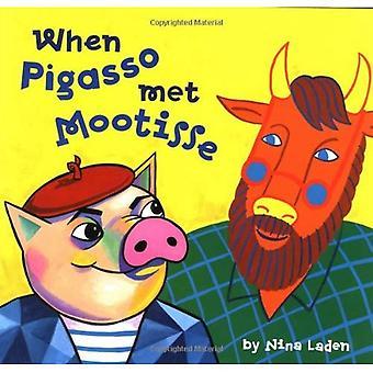 Cuando Pigasso Met Mootisse