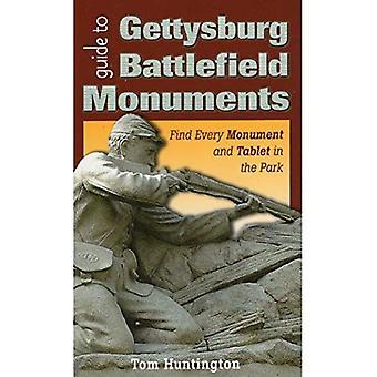 Guida ai monumenti di campo di battaglia di Gettysburg