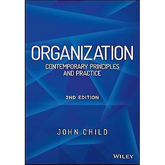 Organização: Contemporâneos princípios e prática