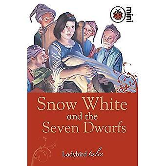 Blanche-neige et les sept nains (contes de coccinelle)