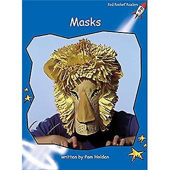 Masques: Niveau 3: au début (Red Rocket lecteurs: jeu de non-fiction B)