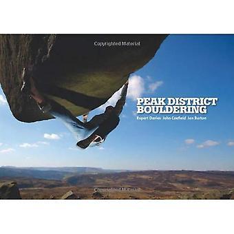 Peak District Bouldering
