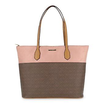 Blu Byblos Holdme Women Brown Shopping bags -- HOLD871920
