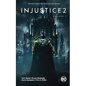 A injustiça 2 Volume 1