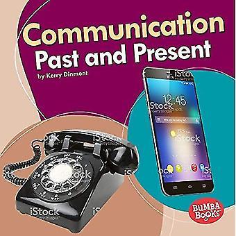 Kommunikation förr och nu (Bumba Books (TM)--förr och nu)