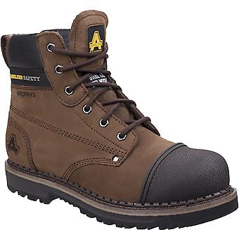 Amblers Mens AS233 Scuff Goodyear Welted Safety Boots
