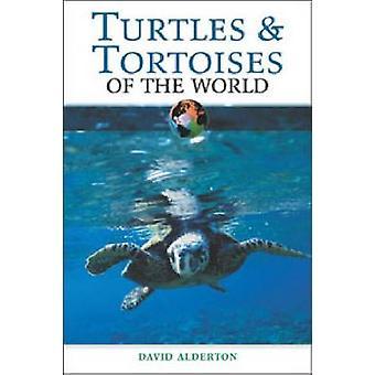 Les tortues et les tortues du monde (nouvelle édition) de David Alderton-