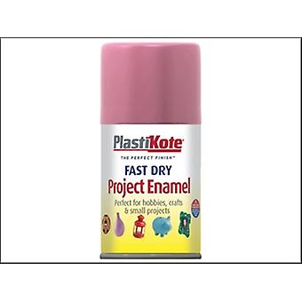 AEROSOL FAST DRY émail HOT PINK 100 ML