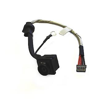 Sony Vaio VPC-F132FXB Compatible Laptop DC Jack Socket With Cable