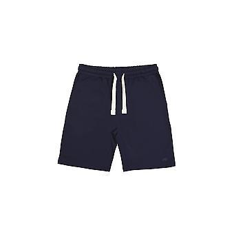 Signature Sweat Short - Navy