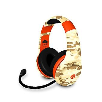 Stealth XP-Warrior Multi Format Stereo Gaming Headset - Desert Camo