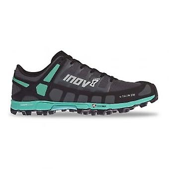 Inov8 X-talon 230 Womens Precision fit Fell chaussures de Running gris/turquoise