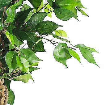 120cm Premium Artificial Ficus Twist Tree