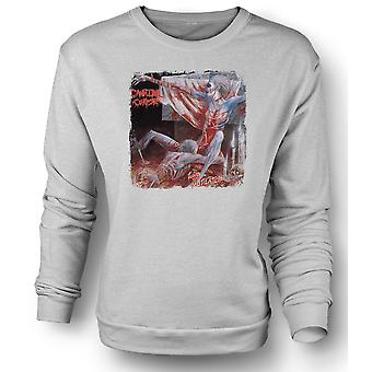 Mens Sweatshirt Cannibal Corpse – Tomb Of The Mutilated