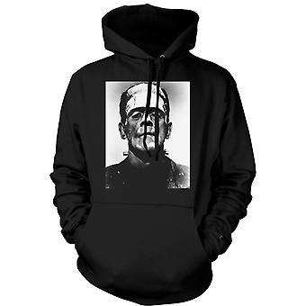 Mens hettegenser - Frankenstein Classic