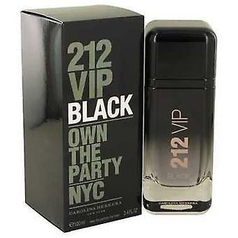 212 Vip Black By Carolina Herrera Eau De Parfum Spray 3.4 Oz (men) V728-539391