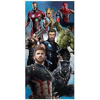 Marvel Avengers Infinity håndkle
