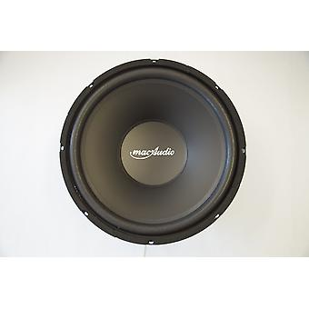 Mac audio red attack tube 30 subwoofer bass speaker woofer 440 Watts max., new