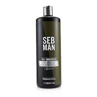 Sebastian Seb Man The Smoother (moisturizing Conditioner) - 1000ml/33.8oz