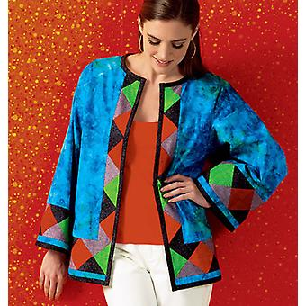 Misses' Jacket  Pattern K4004