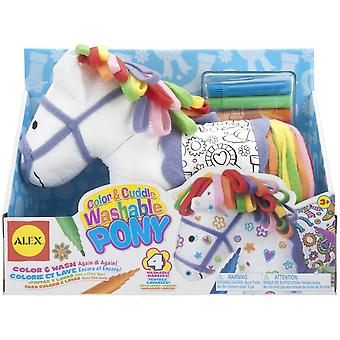 69Wh couleur & Cuddle lavables Kit Pony