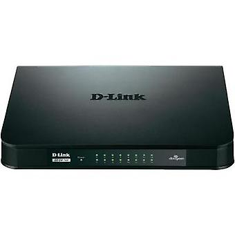 Network RJ45 switch D-Link 16 ports 1 Gbit/s