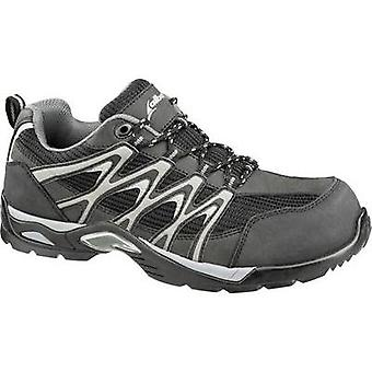 Safety shoes S1P Size: 45 Black, Grey Albatros 641390 1 pair