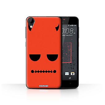 STUFF4 Case/Cover for HTC Desire 825/Devil/Halloween Character