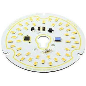 HighPower LED module Warm white 17 W 1300 lm
